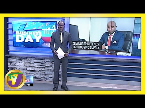 Jamaica's Developers on Home Construction | TVJ Business Day