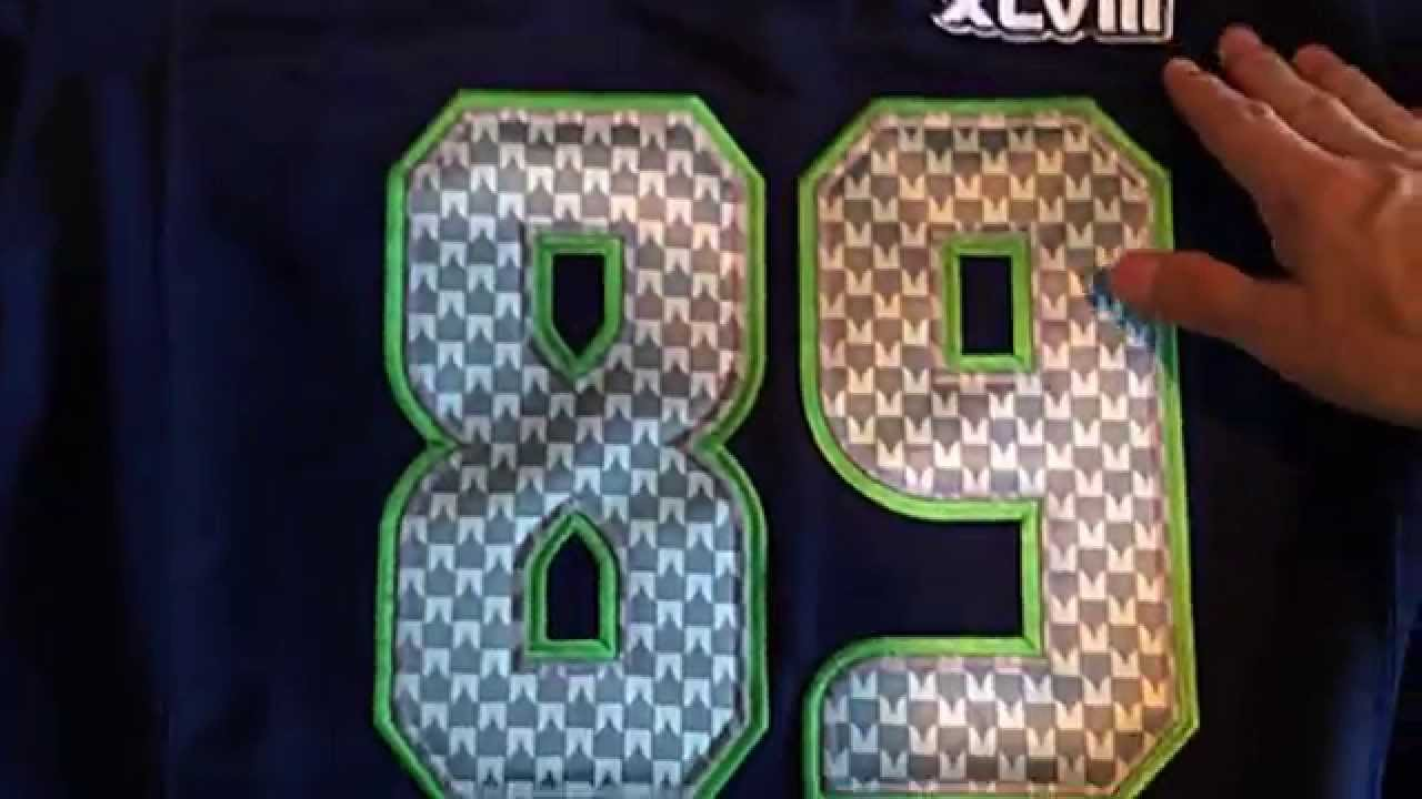 check out 15307 cef70 Nike Elite Jersey Review - Seattle Seahawks - Jennyloop