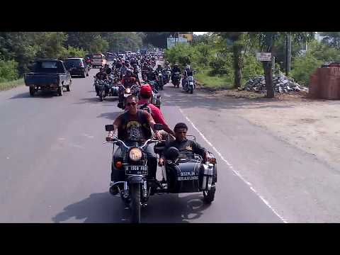 MACI (Motor Antique Club Indonesia) Januari 2015
