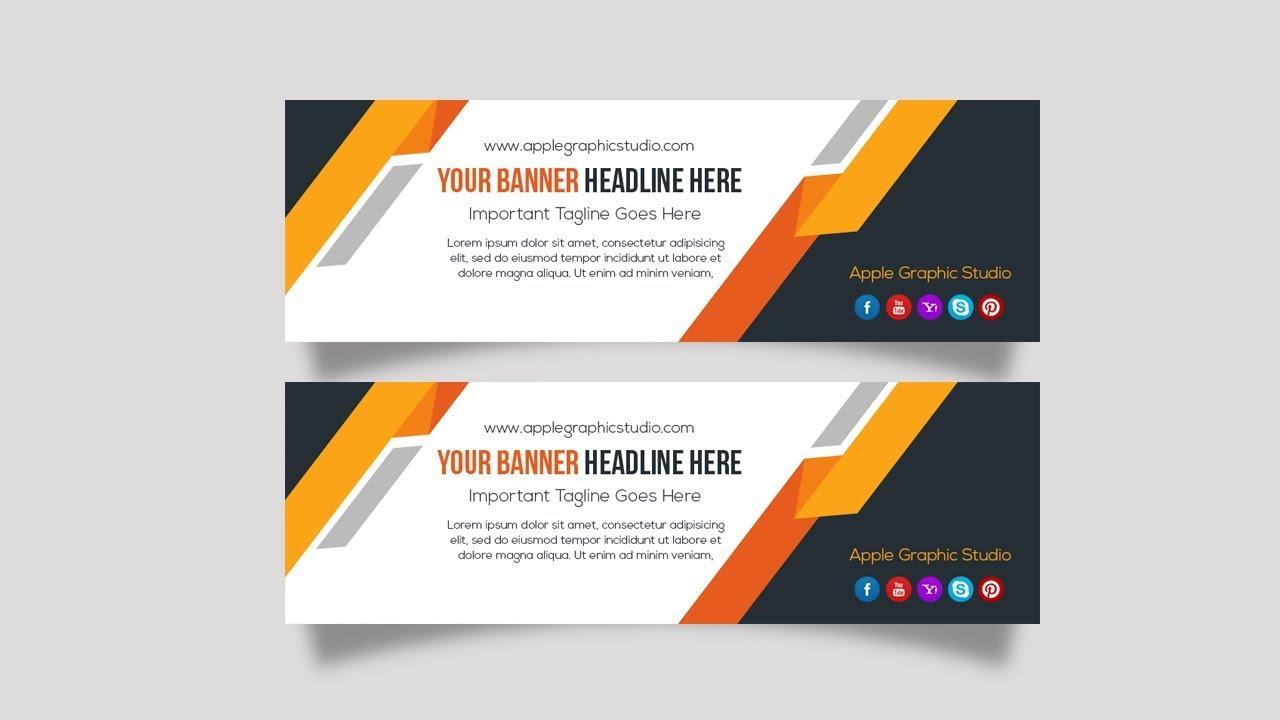 Cara Buat Banner Website - gambar contoh banners
