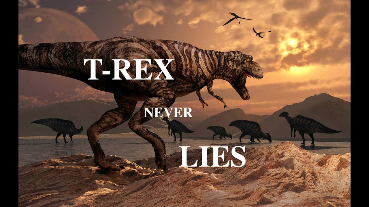 T-REX FACTS! Trending Fun & Educational | Dinosaurs For ...