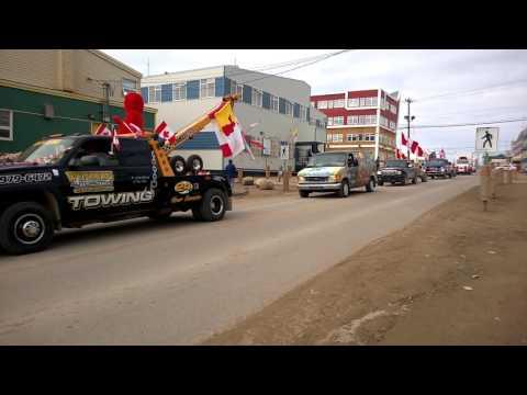 Canada Day 2015 - Iqaluit, Nunavut