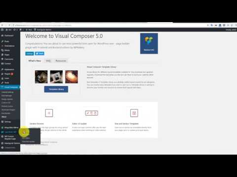 Video guide install data example Travel Guide WordPress