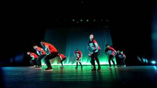 Hip Hop ConnXion Chicago HQ :: THE ONE 2018 Urban Dance Showcase