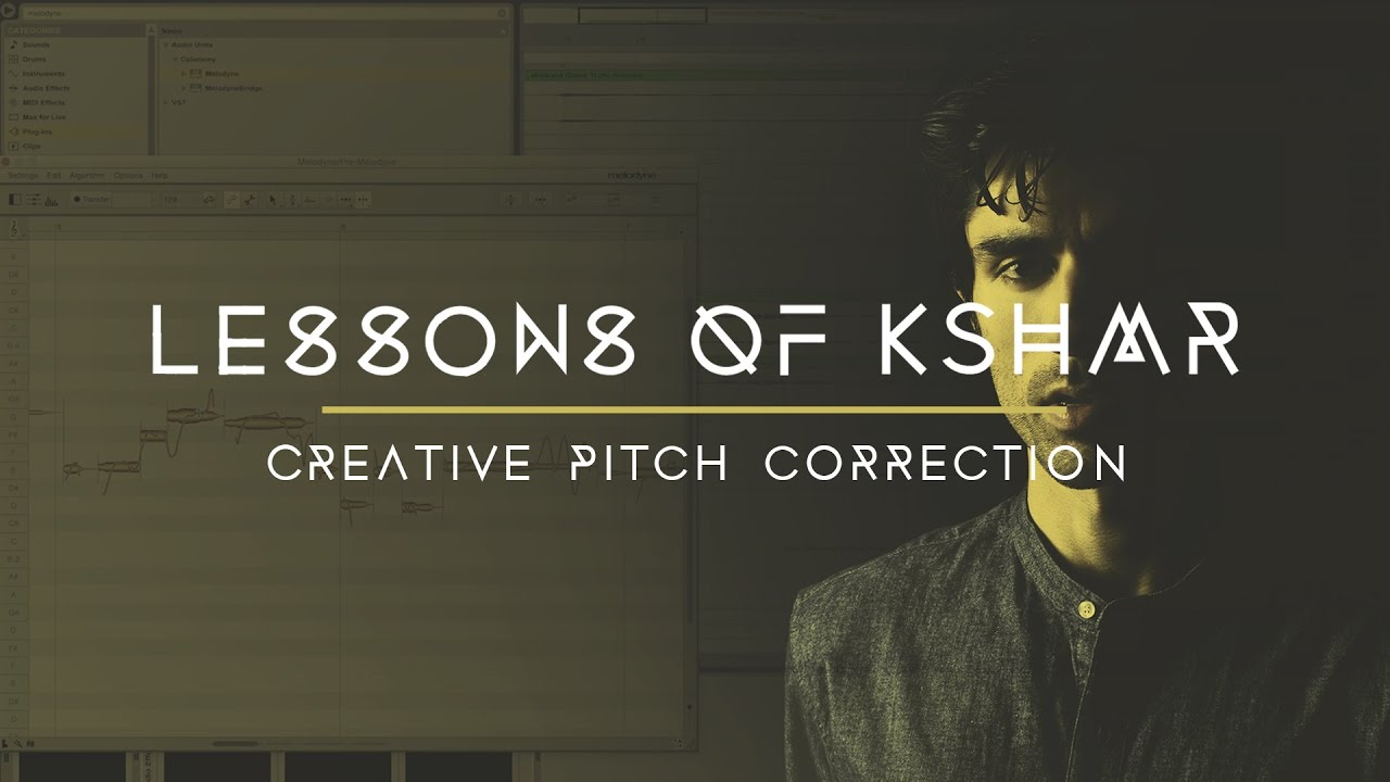 Lessons of KSHMR: Creative Pitch Correction