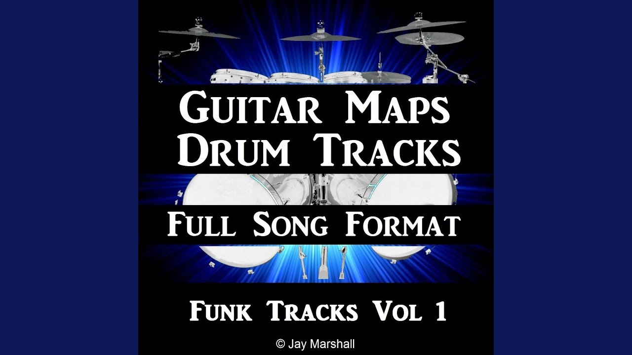 Funk Rock Drum Beat 90 Bpm Drum Track Song Format