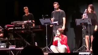 Valerio Scanu Rieti 25/06/2016  Rinascendo dedicato ai Fan