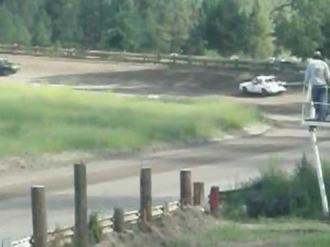 Eagle Track Raceway Hornet Heat Race July 7th 2012