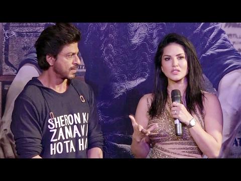 Sunny Leone THANKS Shahrukh Khan For LAILA...