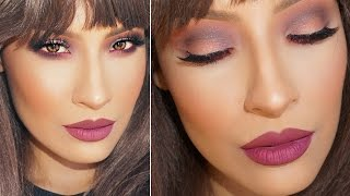 Warm Berry Smokey Eye Thumbnail