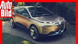 BMW Vision iNext (2018) Vorstellung / Details / Erklärung