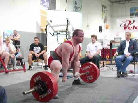 IL APF State 2009 Jim P bench deads