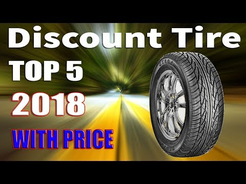 Best Discount Tires 2018 WITH PRICE