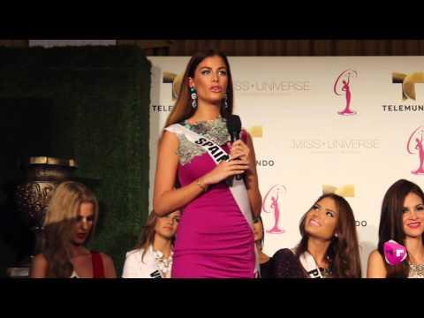 Miss España - Miss Universe 2015
