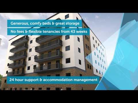Union Square Newcastle -- Student Accommodation Newcastle
