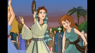 OLD TESTAMENT SODOM AND GOMORRA HD | The entire movie for children in English | TOONS FOR KIDS | EN
