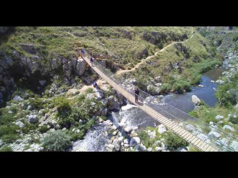 Matera Ponte Sospeso sul Torrente