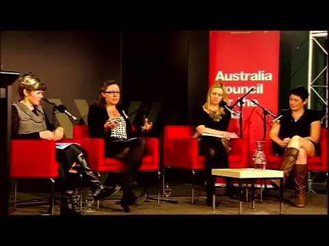 arts audiences online   Industry Forum clip6