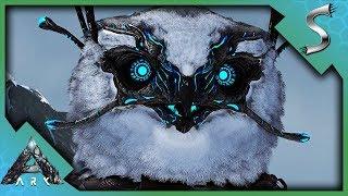 EXPLORING THE SNOW BIOME TO TAME A SNOW OWL! - Ark: Extinction [DLC Gameplay E14]