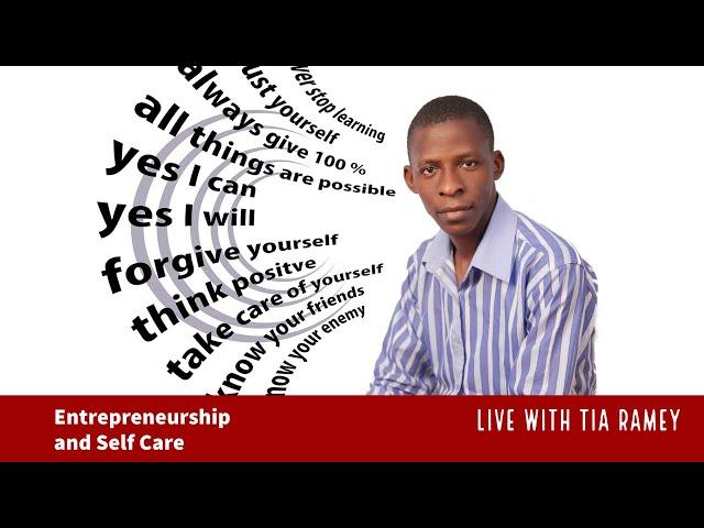 Entrepreneurship and Self Care