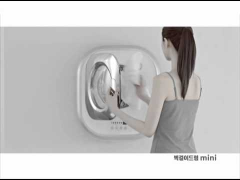 Daewoo Electronics New Washing Machine Mini 20s Wmv
