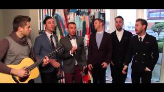 The Overtones - Glory of Love (Acoustic)