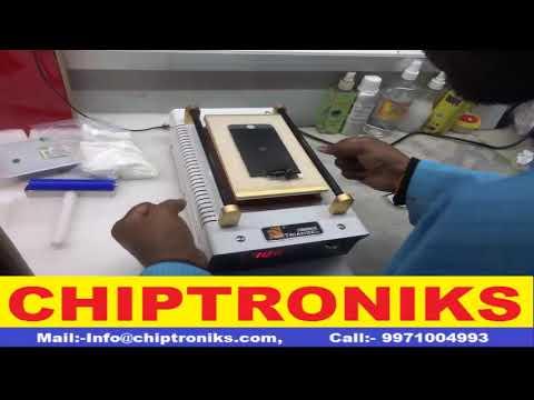 mobile repairing course institute Through OCA machine
