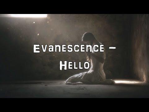 Evanescence - Hello [Acoustic Cover.Lyrics.Karaoke]