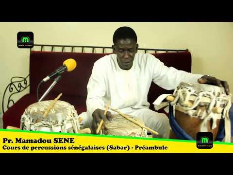 Cours de Percussions Sénégalaises (Sabar) - Introduction
