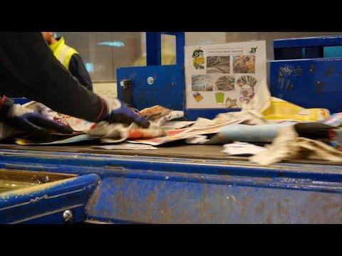 Préval Haut-Doubs, le tri des déchets