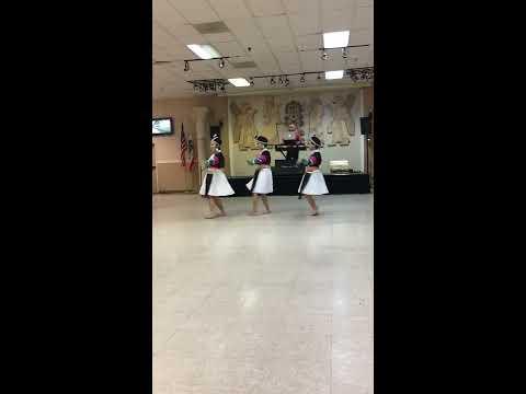 Nkauj Hmoob Pacific - Hmong Dance 2