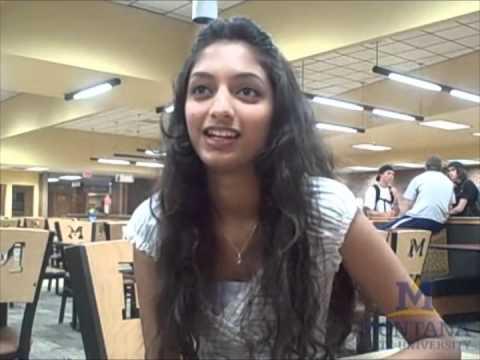 Montana State University International Student Testimonial