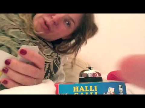 Halli Galli/ me v.s. my mom!