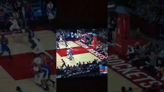 Golden State Warriors vs Houston Rockets gameplay highlights