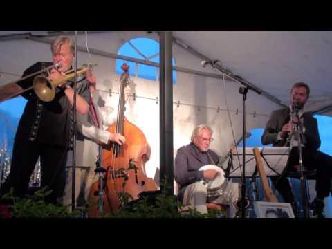 Alexander Ragtime Band, The Classic Jazz Quartet, Burgsvik, 2012