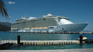 Karibik Kreuzfahrt mit der Allure of the Seas