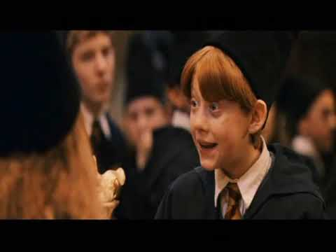 At The Beginning -- Harry Potter Trio