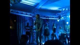 Raça Negra - Porto Velho 12/04 - Início do Show
