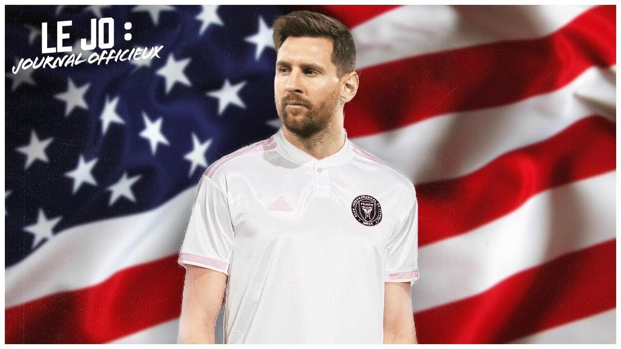 Le rêve américain de Lionel Messi | LE JO