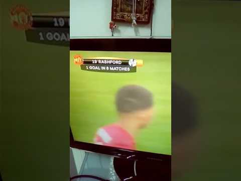 Manchester UTD 2-1 Anderlecht Europe League 20/4/2017