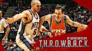 Throwback: Steve Nash vs Jason Kidd Full Duel Highlights 2006.12.07 Suns at Nets 2OT - MUST SEE! thumbnail