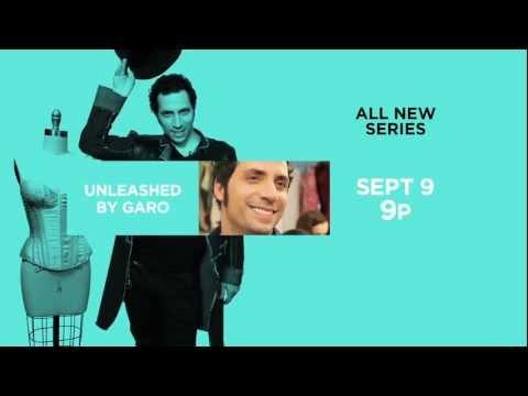 Sundance Channel -- UNLEASHED BY GARO -- Premiering September 9 - Promo