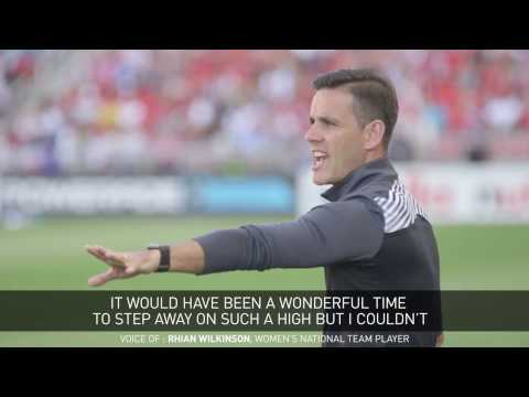 John Herdman - The Best FIFA Women's Coach 2016
