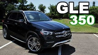 Is This The TOP Luxury SUV? 2020 Mercedes GLE 350 Review