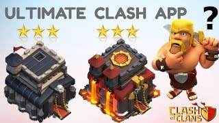 THE BEST APP EVER FOR CLASHERS COMMUNITY !! - SUPERCELL !!  CLASH OF CLANS