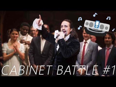 Cabinet Battle #1 - Hamilton: A Google Images Musical