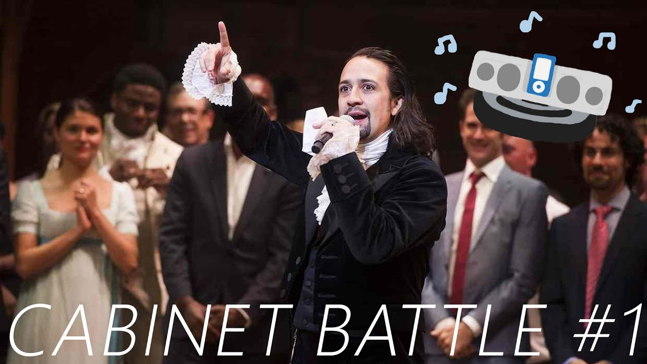Cabinet Battle #1 - Hamilton: A Google Images Musical - YouTube