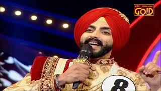 Introduction Round of Harpawit Singh / Grand Finale / Winner of Mr.Punjab 2017
