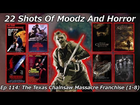 Podcast: Ep. 114 | The Texas Chainsaw Massacre Franchise (1-8)