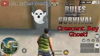 Rules of Survival - Crescent Bay Ghost?
